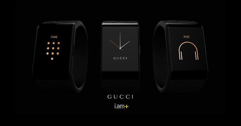 Will.i.am, Gucci partner to make a standalone smartwatch