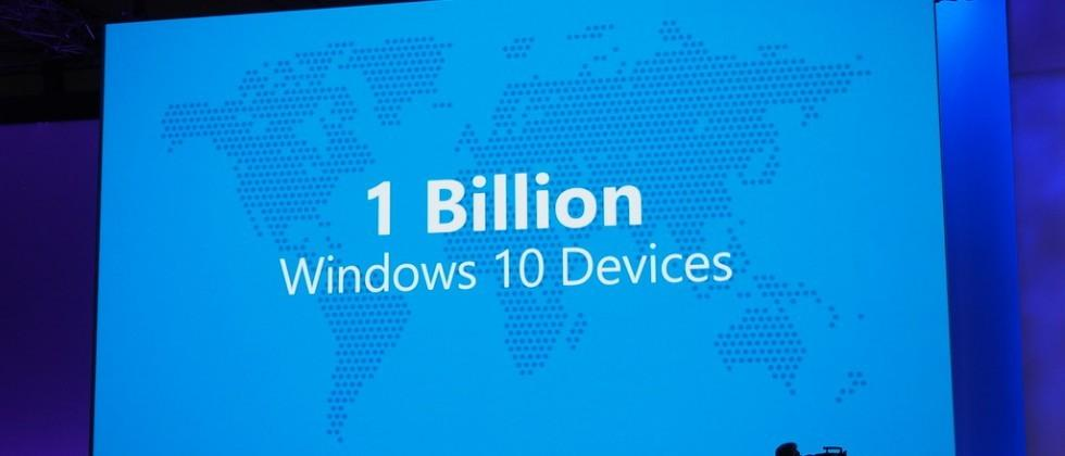 1bn Windows 10 devices in 2-3 years predicts Microsoft