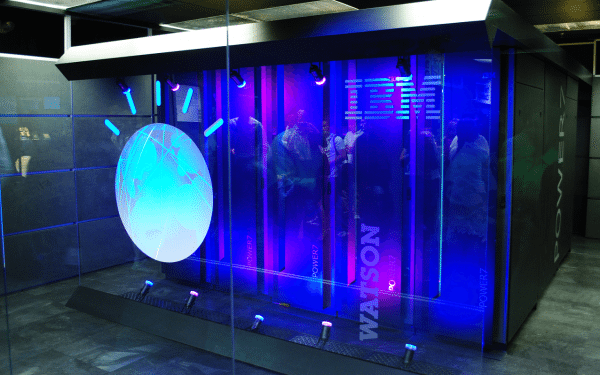 IBM partners with Apple and others to bring Watson into medicine