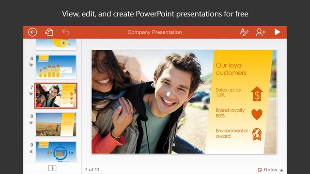 Apple Watch lets you control PowerPoint presentations from your wrist