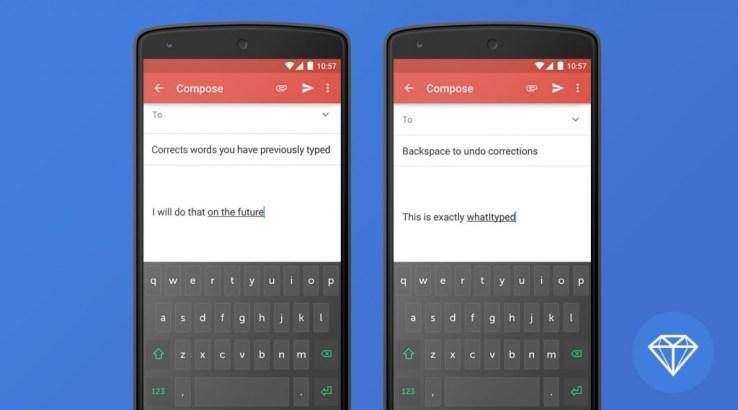 "SwiftKey's prototype ""Clarity"" keyboard autocorrects multi-word phrases"
