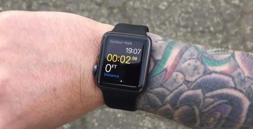 Tattoos could throw off Apple Watch's sensors
