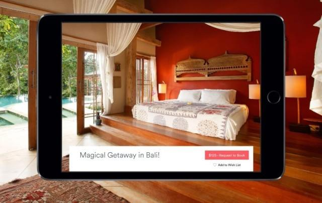 Airbnb gives Android tablet and iPad users a slick, new interface
