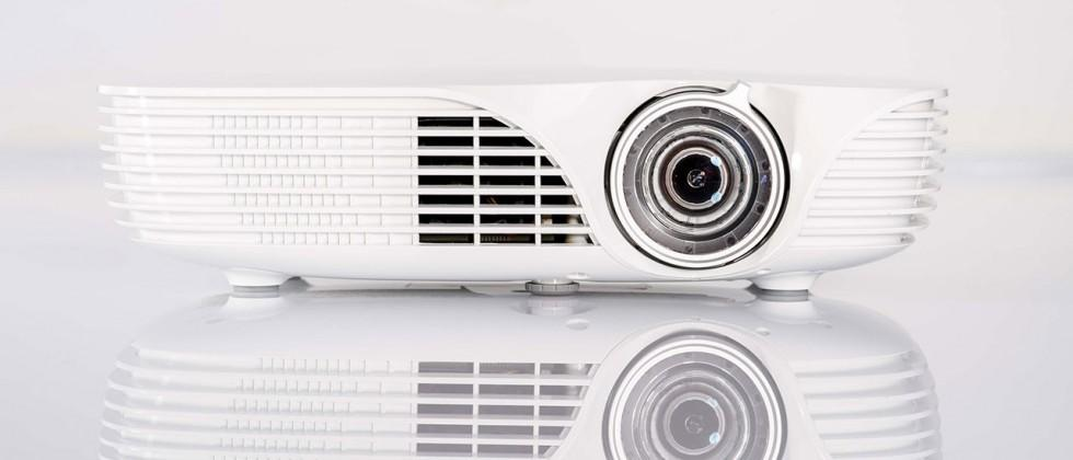 Acer projectors drop in detecting ambient light