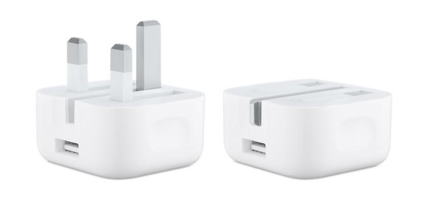 Apple Watch launches in UK with new folding power adapter