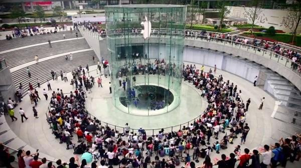 Lines outside Apple Stores may soon be a thing of the past