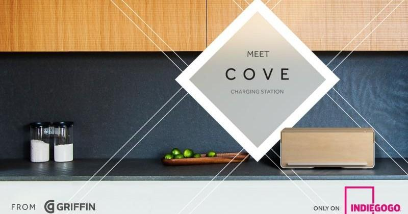 Griffin Cove wants to give devices a home inside your home