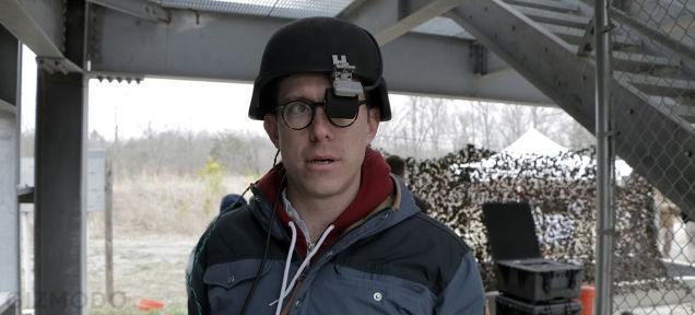 DARPA makes Google Glass-like eye display for soldiers