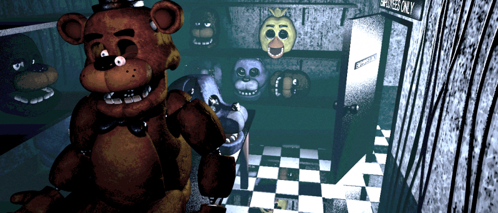 'Five Nights at Freddy's' game to become movie