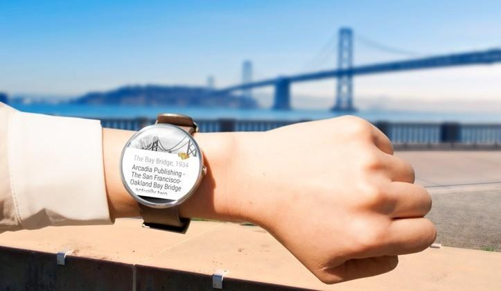 Field Trip update brings contextual cool to Android Wear