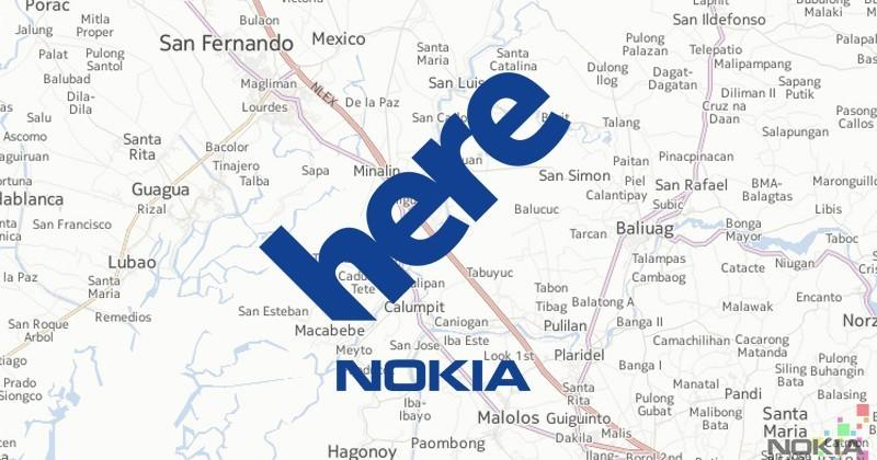 Report: Nokia considering sale of HERE maps business