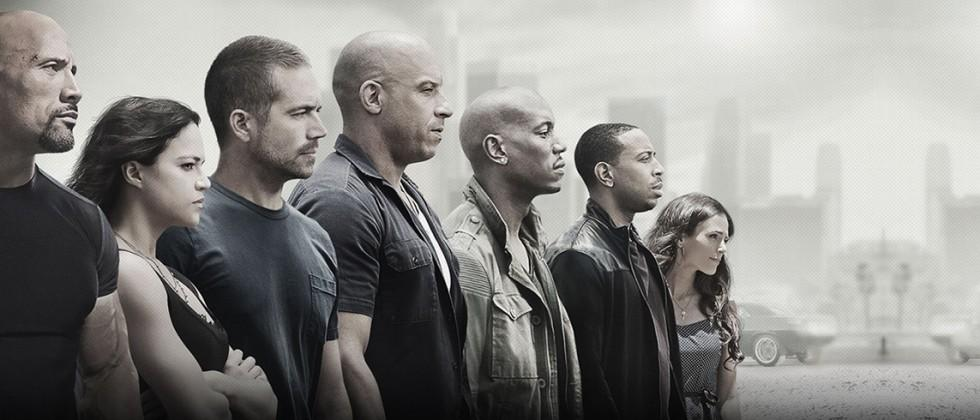 'Furious 7' movie sets new box office record