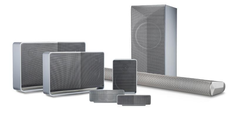 New LG Music Flow speakers work with Google Cast