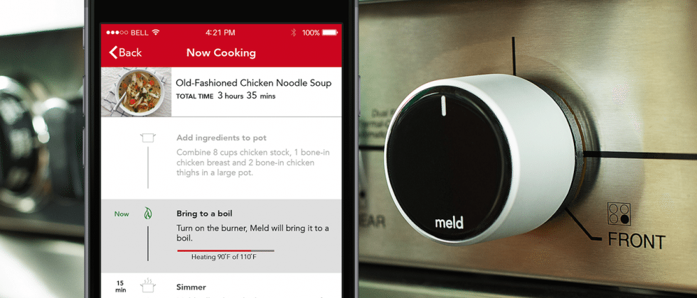 Meld retrofits your dumb stove for smart home cooking