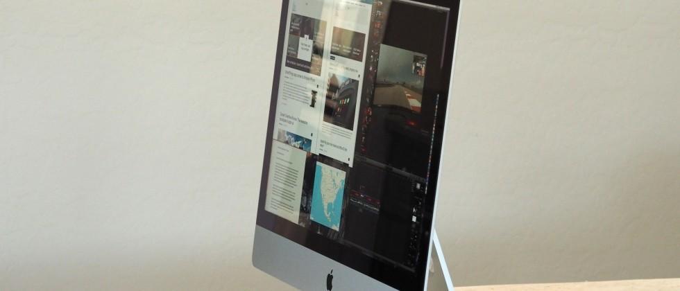 LG goofs with 8K iMac claim
