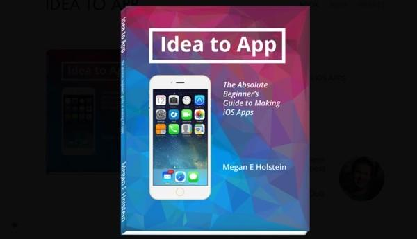 Idea to App book review; first base for iOS app creation