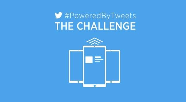 Twitter's #PoweredbyTweets contest to test what platform is capable of