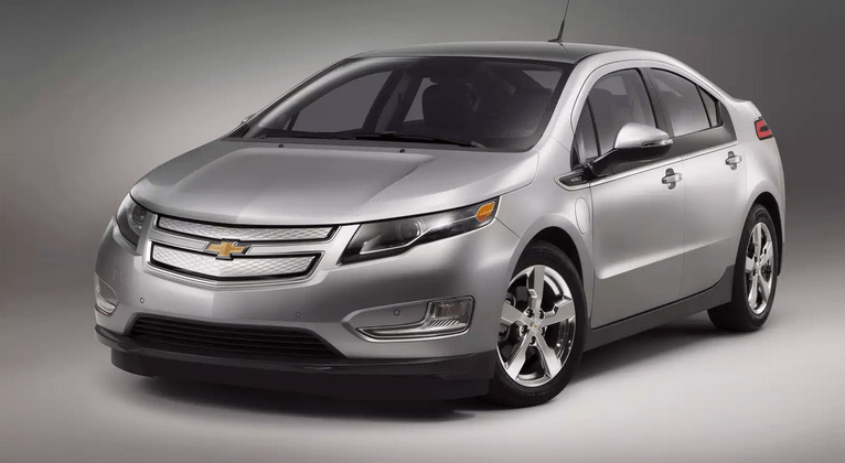 Chevy Volt production to halt for 4 weeks: slow sales cited