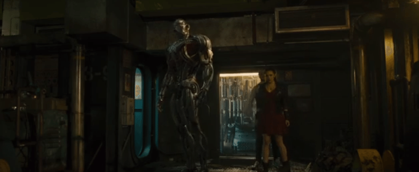 Latest 'Avengers' clip gives an intimate look at Ultron