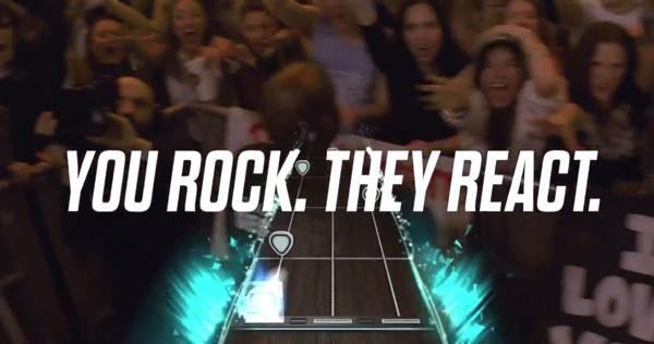 Guitar Hero Live makes you an actual (digital) rock star