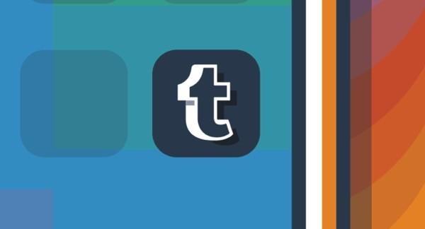 Tumblr for iOS revamped with new look, better blogging features