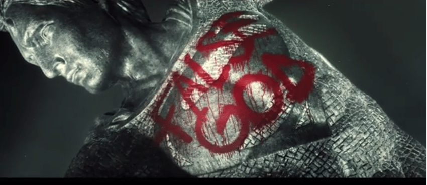 'Batman vs. Superman' official teaser trailer goes live