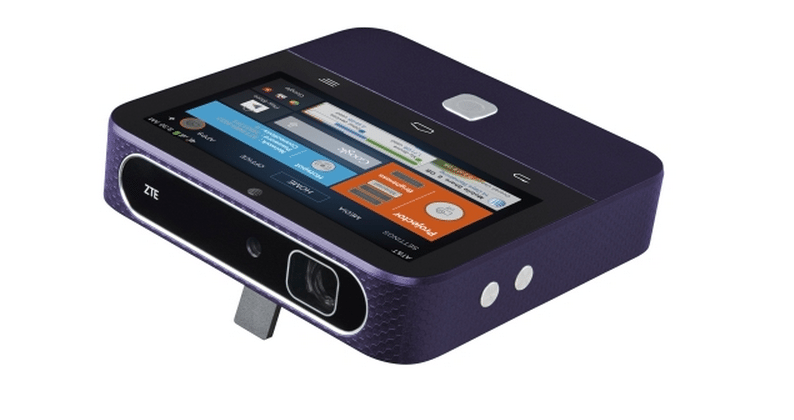 ZTE Spro 2 Android smart projector arrives in US at AT&T