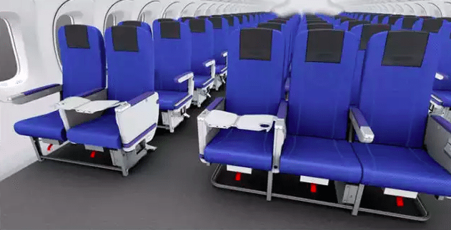 Toyota is creating more accommodating airplane seats