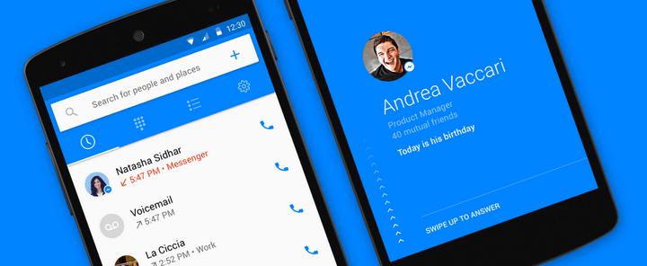 Facebook intros 'Hello', their socially aware dialer for Android