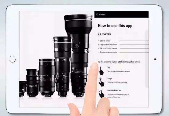 Nikon nudges photographers toward DSLRs with new app