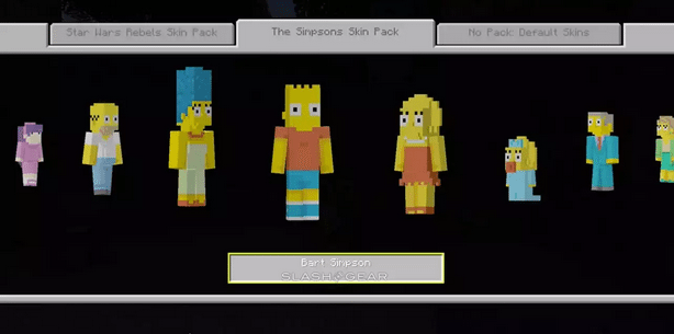 Minecraft for PS4 to get 'The Simpsons' skin pack tomorrow