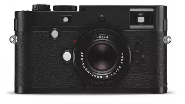 Leica M Monochrom Type 246 camera takes black-and-white photos
