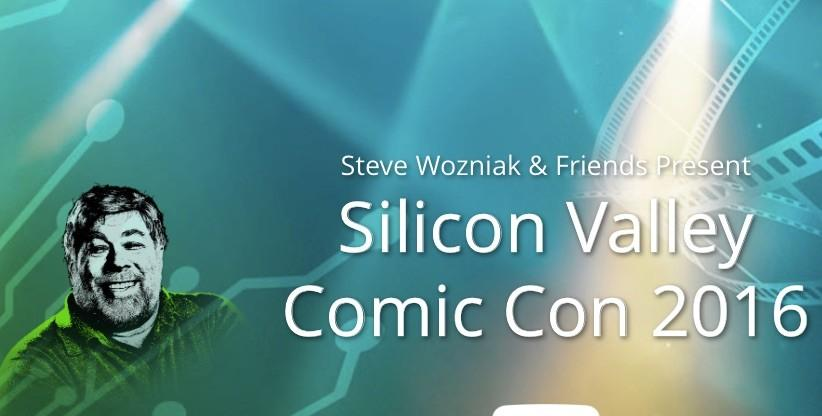 Steve Wozniak, Stan Lee to launch Silicon Valley Comic Con in 2016