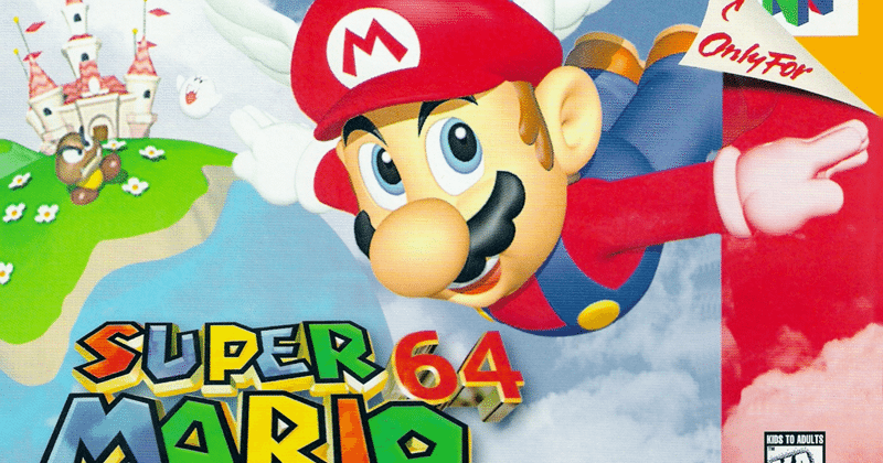 Old-school N64 and DS games hit Nintendo Virtual Console for