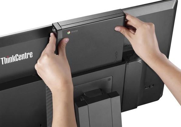 Lenovo ThinkCentre Chromebox Tiny aimed at schools, enterprise