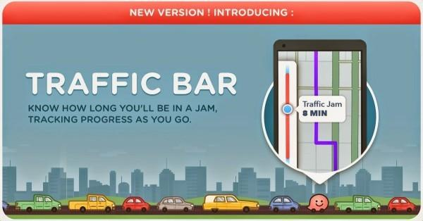 Traffic Bar iOS