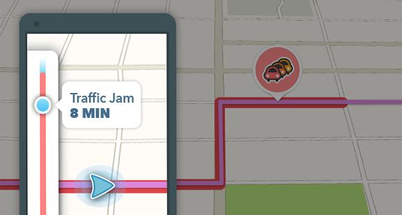Waze iOS update brings all the cool stuff Android already had