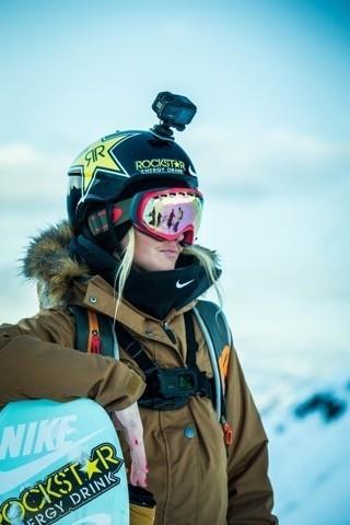 VIRB XE Snowboard 1