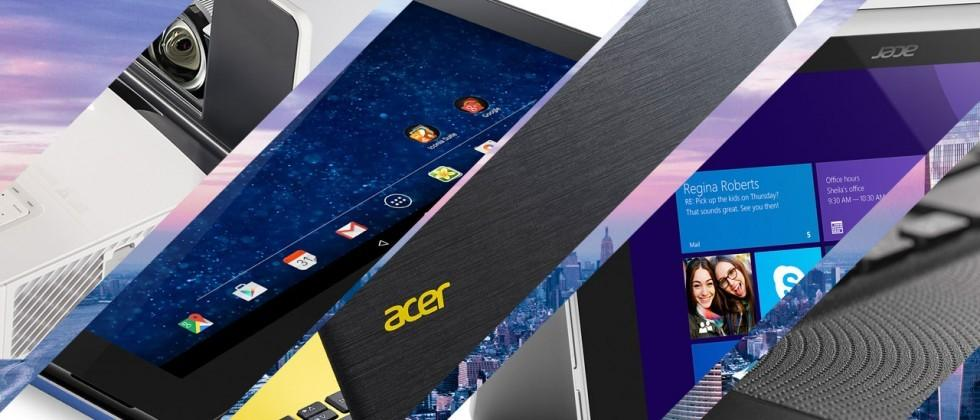 Everything Acer just unveiled at once