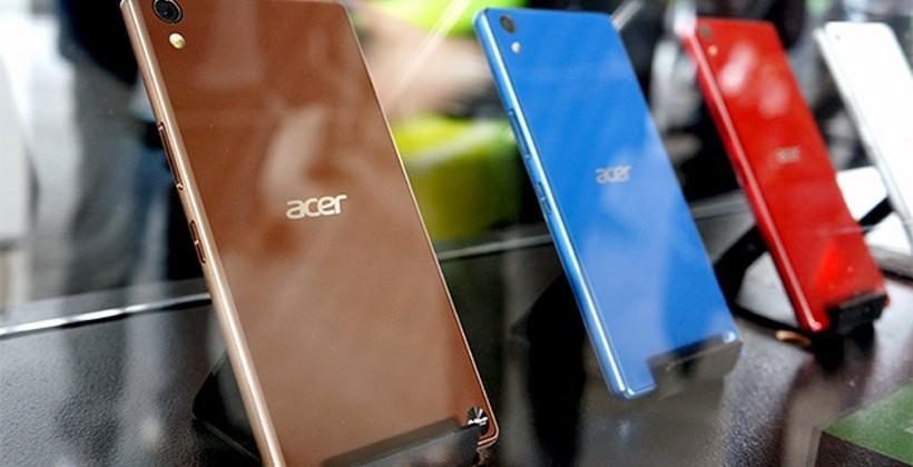 Acer Liquid X2 has three SIM slots and 4000 mAh battery