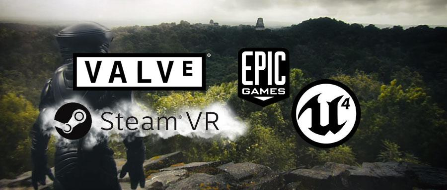 Unreal Engine 4 expands VR support with Valve