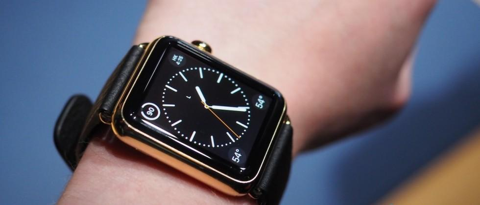 Apple Watch now shipping (sort of)
