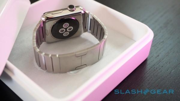 Apple Watch S1 SoC teardown shows custom processor