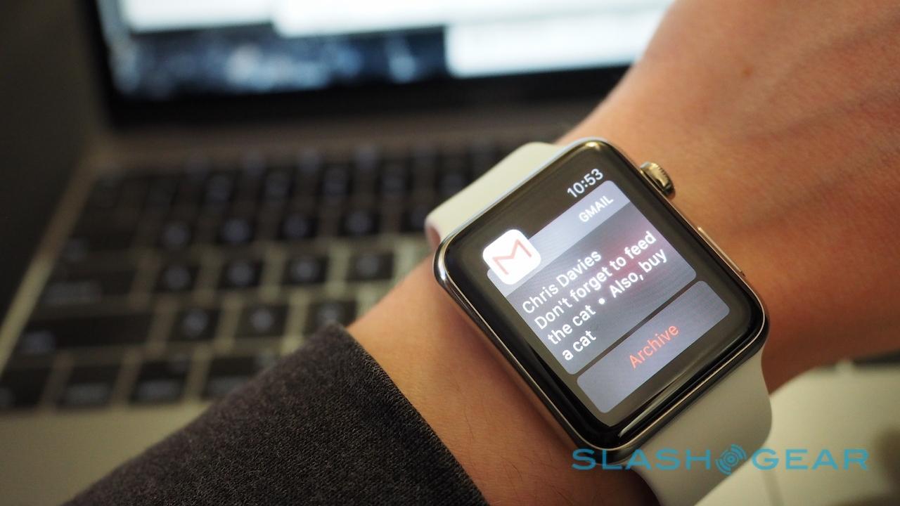 Apple Watch Diary – Getting to know you - SlashGear