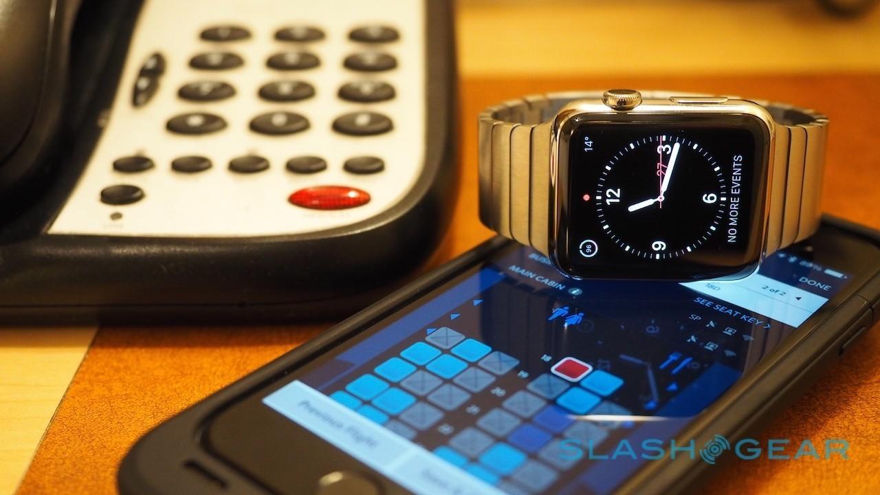 Apple Watch Delta