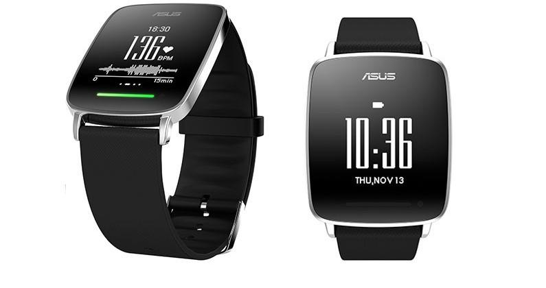 ASUS VivoWatch sports 10-day battery life