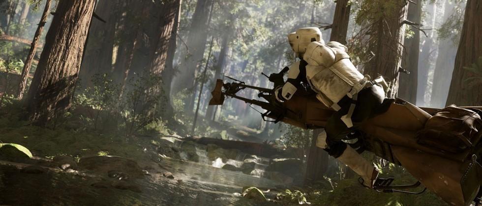 Star Wars Battlefront trailer teaser leaked early