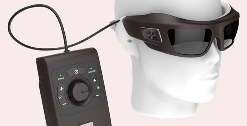 Pixium Vision system uses video goggles to beam images to the eye