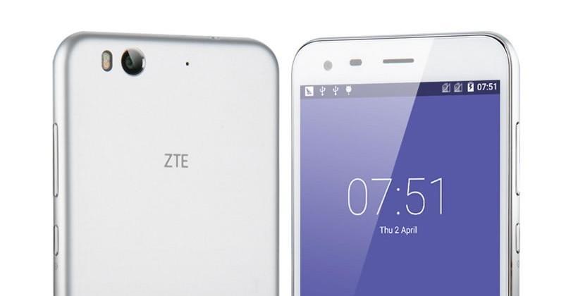 ZTE Blade S6 Plus rocks 5.5-inch screen