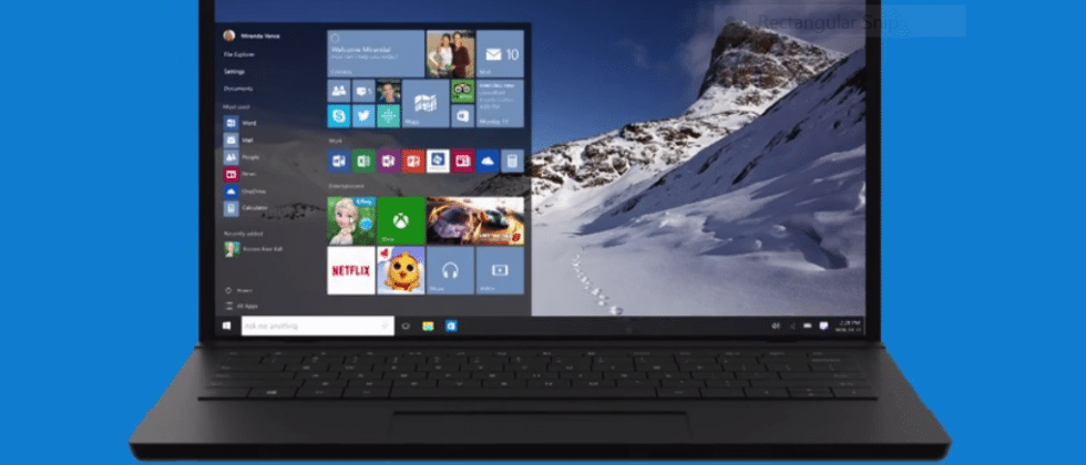 Windows 10 Build 10074: Aero Glass, more Cortana, Spotlight